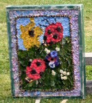 St Elizabeth's RC Primary School Well Dressing (1)