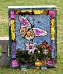 St Elizabeth's RC Primary School Well Dressing (2)
