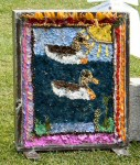 St Elizabeth's RC Primary School Well Dressing (3)