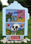 Rainbows, Brownies & Guides Well Dressing