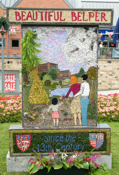 Belper 2009 - North Mill Well Dressing