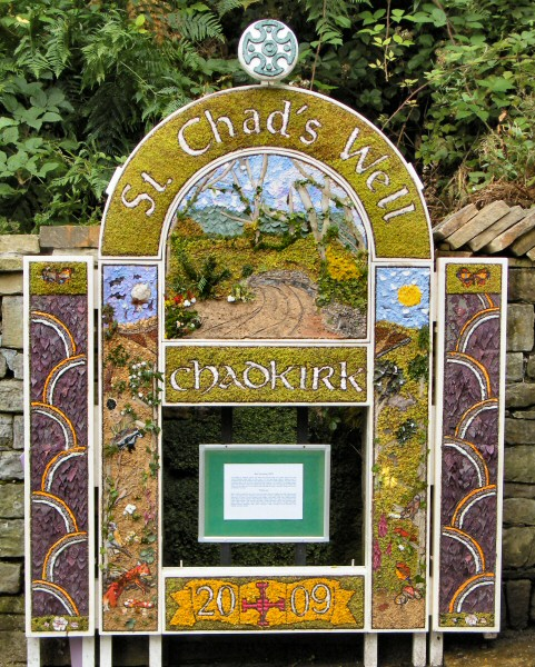 Chadkirk 2009 - St Chad's Well
