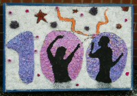 Guides' Well Dressing (2)
