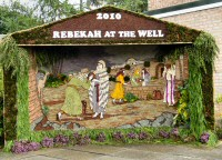 Valley Road Well Dressing