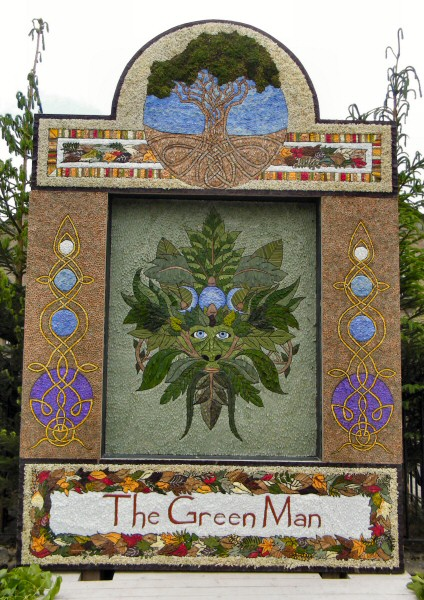 Youlgrave 2010 - Fountain Well Dressing