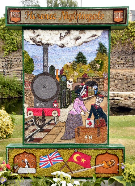 Belper 2010 - North Mill Well Dressing