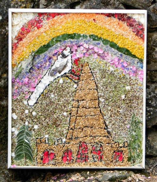 Bonsall 2010 - The Dale Well Dressing
