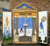 Derwent Lodge No.884 (United Grand Lodge of England) Well Dressing