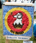 Disley School Well Dressing