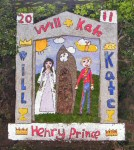 Children's well 2011: Will and Kate wedding