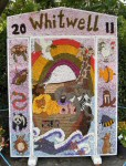 Village Square Well Dressing