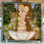 The Lodge Well Dressing