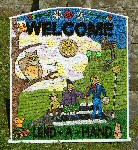 Brownies' Well Dressing