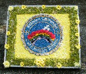 Stanley Common School Well Dressing