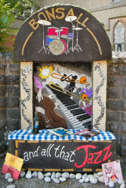 Bonsall 2011 - Clatterway Well Dressing (1)