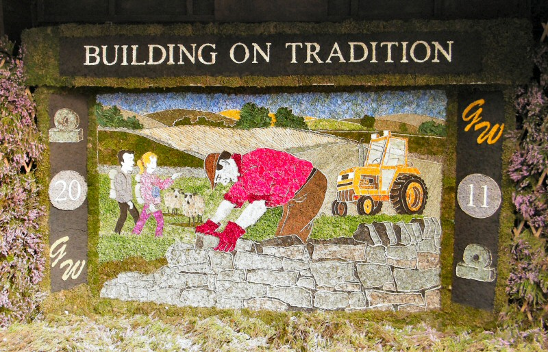 Barlow 2011 - The Small Well Dressing