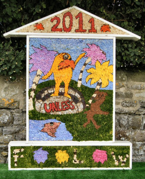 Foolow 2011 - Children's Well Dressing