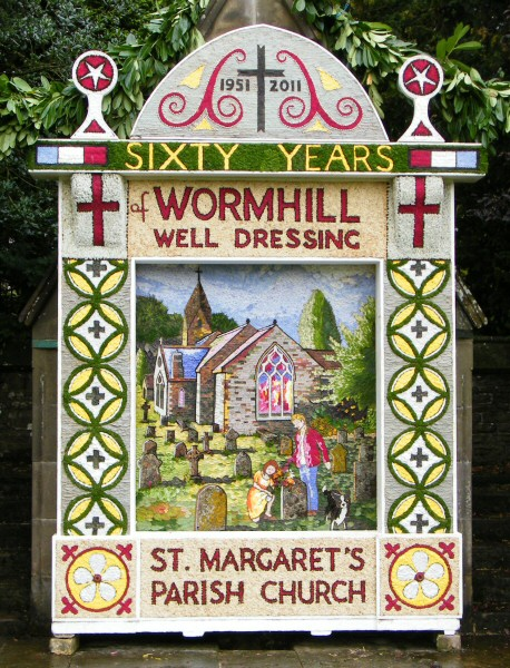 Wormhill 2011 - Brindley's Well