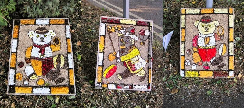 Etwall 2011 - Have-a-Go Well Dressings