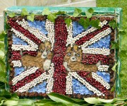 Long Row Primary School Well Dressing (3)