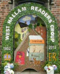 Readers' Group Well Dressing
