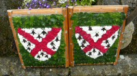 Bramble Lodge Well Dressing