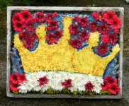 Stanley Common School Well Dressing (1)