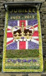 Charlesworth School Well Dressing (1)