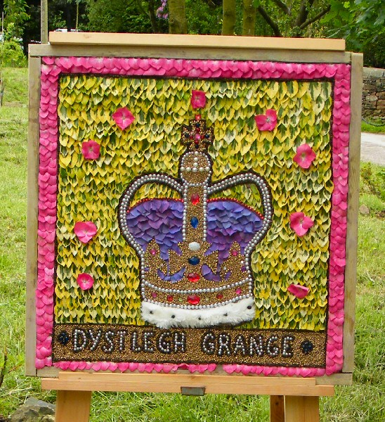 Disley 2012 - Additional Well Dressing (2)