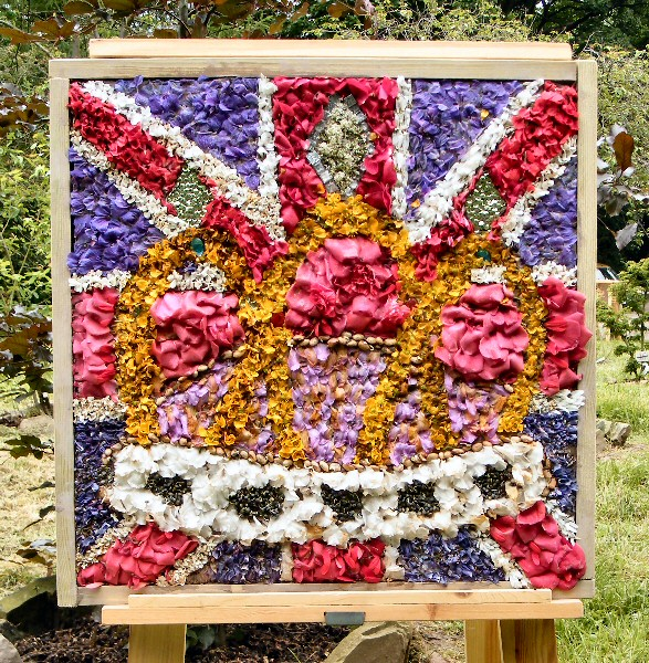 Disley 2012 - Additional Well Dressing (8)