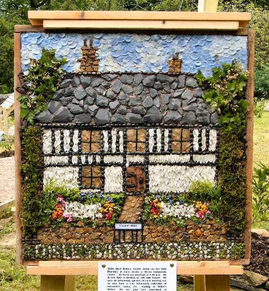 Disley 2012 - Additional Well Dressing (9)