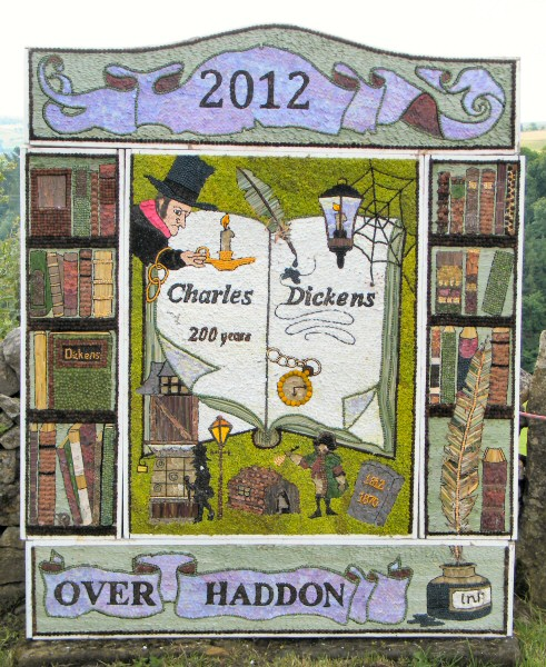 Over Haddon 2012 - Adult Well Dressing