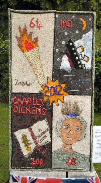 Belper 2012 - Pottery Primary School Well Dressing