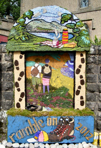 Bonsall 2012 - Nether Green Well Dressing