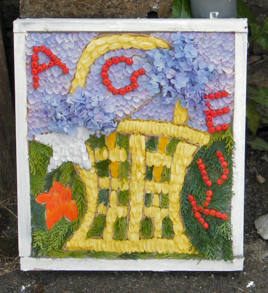 Hartington 2012 - Additional Well Dressing