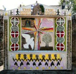 Methodist and Baptist Churches Well Dressing