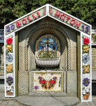 Greg Fountain Well Dressing
