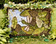 Long Row Primary School Well Dressing (4)