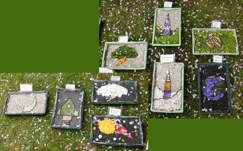 Etwall 2013 - Additional Well Dressings