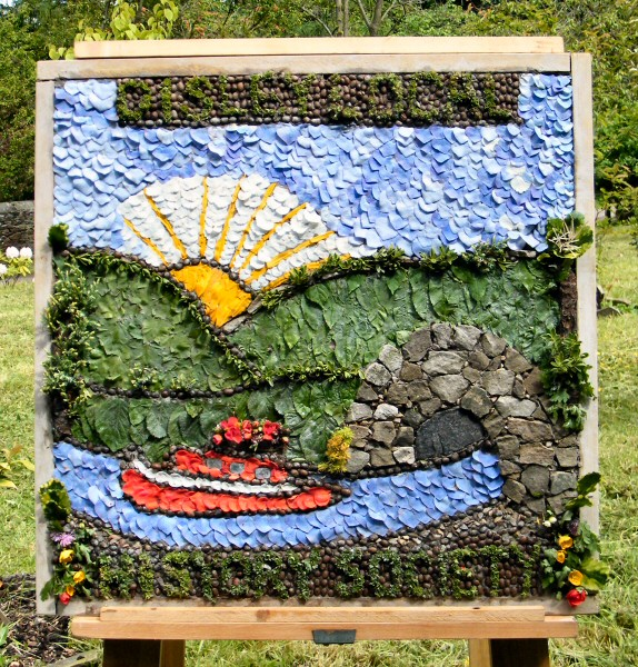 Disley 2013 - Disley Local History Society Well Dressing