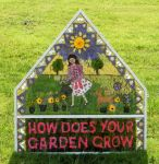 Wessington School Well Dressing