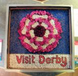 Tourist Information Centre Well Dressing