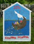 Camm's School Well Dressing