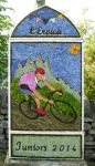Junior Well Dressing