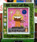 Ault Hucknall Brownies Well Dressing