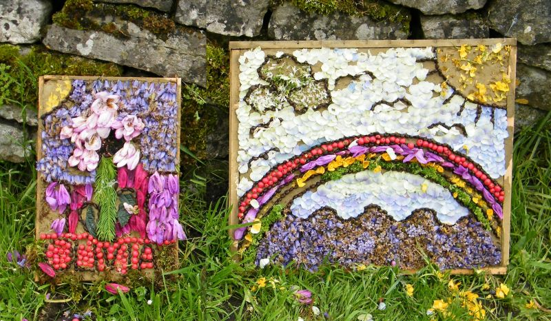 Tissington 2014 - Additional Well Dressings