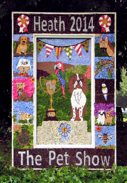 Heath 2014 - Children's Well Dressing