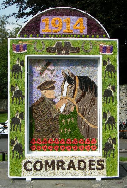 Hartington 2014 - Main Well Dressing