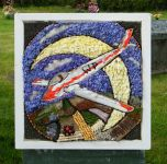 Memorial Well Dressing (William Prince)