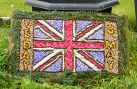 Additional Dressing near Louise's Well Dressing